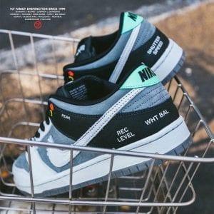 Nike SB Dunk Low Inspirada En Las Cámaras De Vídeo