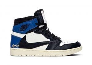 Travis Scott X Air Jordan 1 High Royal