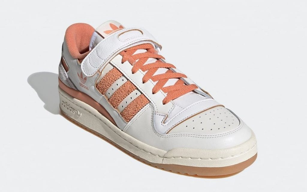 Adidas Forum Low In 'Hazy Copper'