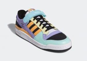 Adidas Forum Low Con Tonos De Pascua