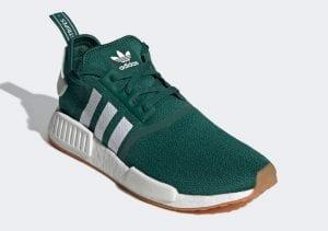 Adidas NMD R1 'Collegiate Green' Para El Dia De St. Patricks