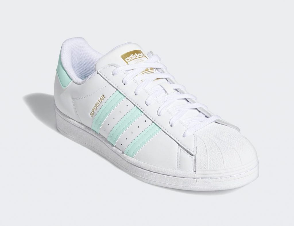 La Adidas Superstar 'Clear Mint' Pronto En Tiendas