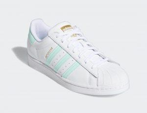 La Adidas Superstar 'Clear Mint' Pronto En Tiendas