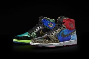 Air Jordan 1 High OG 'What The Doernbecher'