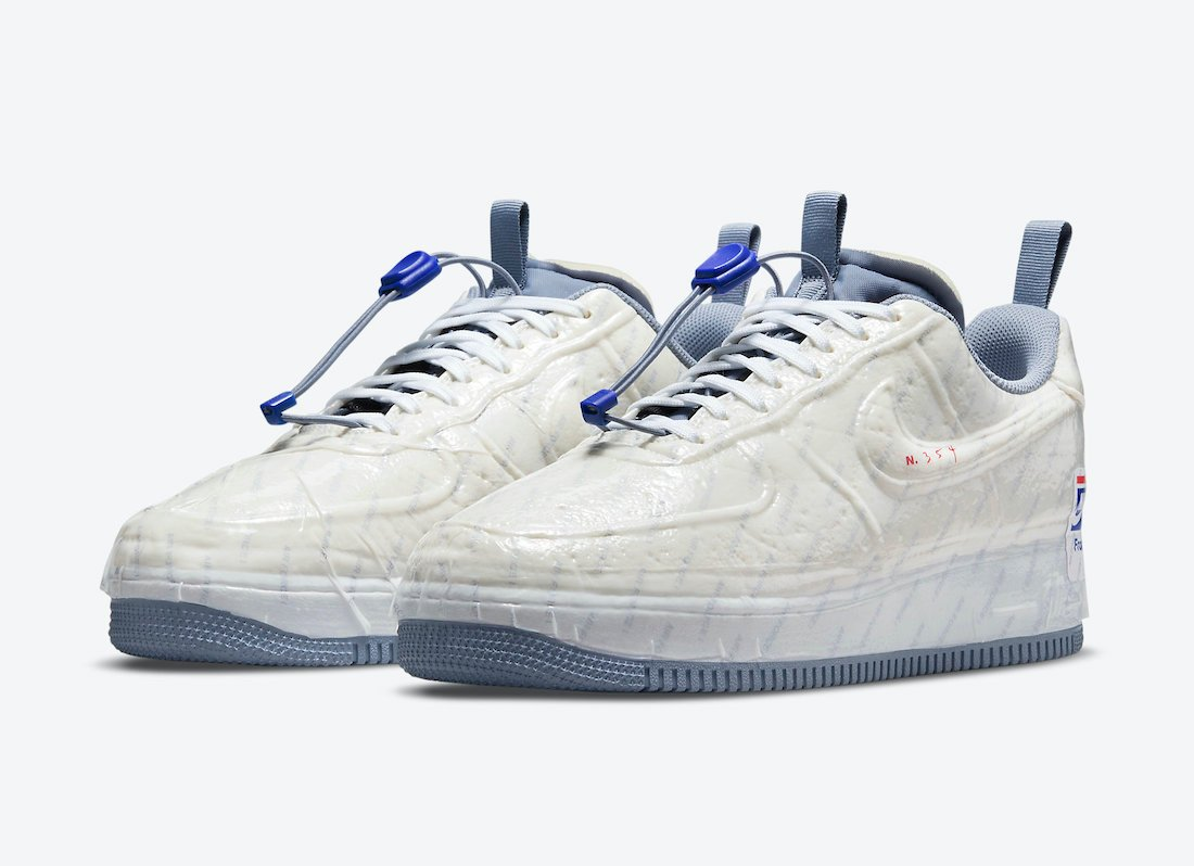 Nike Air Force 1 Experimental USPS A La Vista