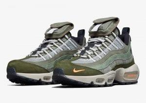 Nike Air Max 95 'Surplus Supply' Con Bolsillos Incorporados