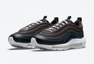 Nike Air Max 97 Con Bordados Multicolor