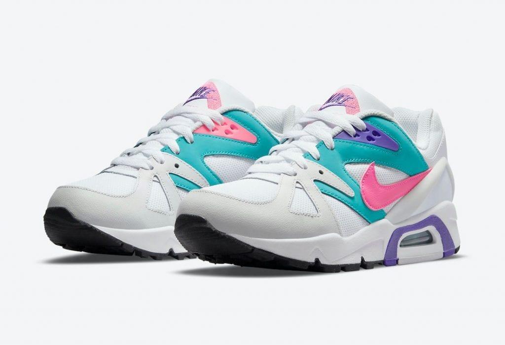 Nike Air Structure Triax 91 Con Aires De Los '90 Y Exclusivo Para Mujeres