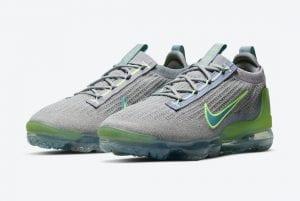 Nike Air VaporMax 2021 Gris Neón En Imágenes Oficiales