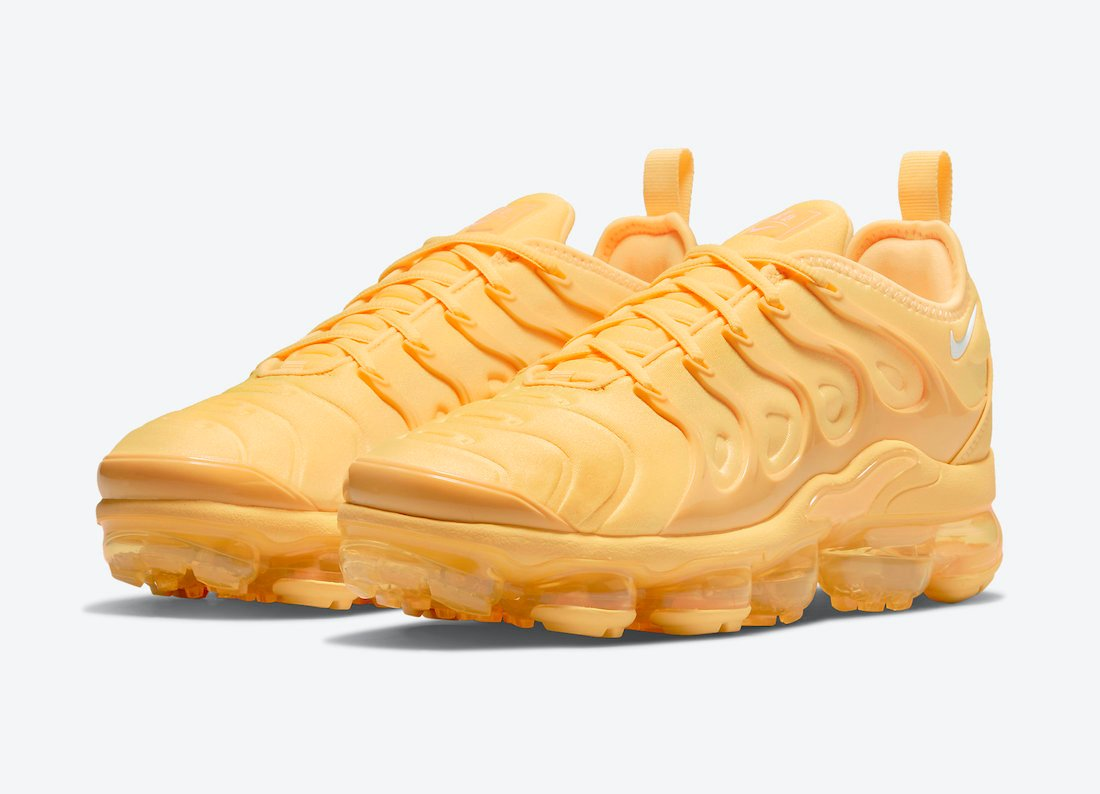 Nike Air VaporMax Plus En Amarillo Pastel