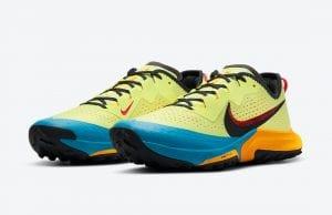 Nike Air Zoom Terra Kiger 7 'Limelight' Para Trail Runners