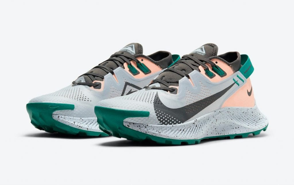 Nike Pegasus Trail 2 En Color Sandía