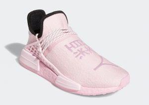 Pharrell X Adidas NMD Hu En Rosa