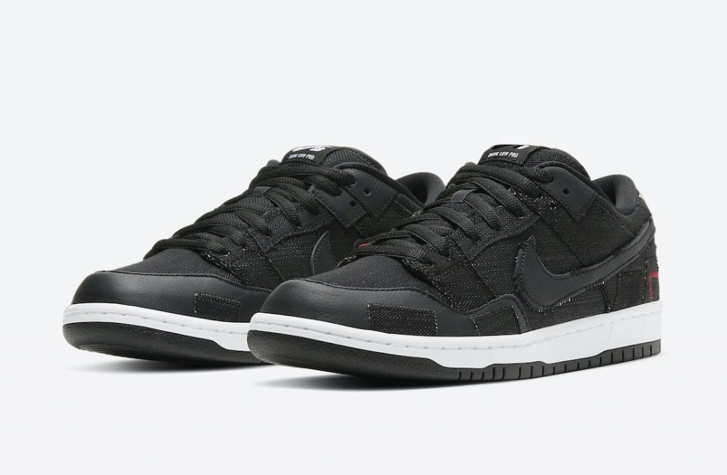Wasted Youth X Nike SB Dunk Low En Imágenes Oficiales