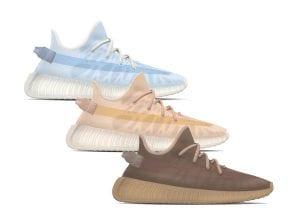 Adidas Yeezy Boost 350 V2 'Mono Pack' Para El 24 De Junio