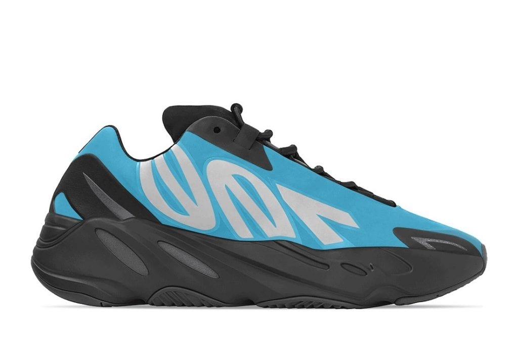 Adidas Yeezy Boost 700 MNVN 'Bright Cyan'