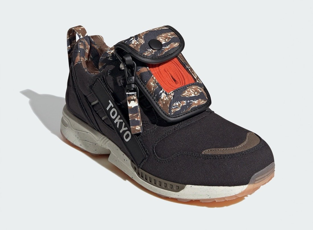 Adidas ZX 8000 'Out There', Listas Para La Calle