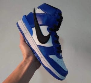Ambush X Nike Dunk High 'Deep Royal Blue' En Imágenes