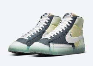 Nike Blazer Mid '77 Hecha Con Materiales Reciclados