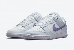 Nike Dunk Low 'Purple Pulse' En Imágenes Oficiales