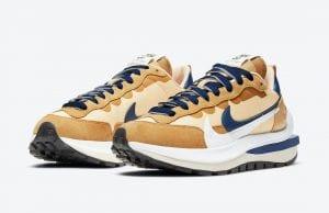 Sacai X Nike VaporWaffle 'Sesame' En Imágenes Oficiales
