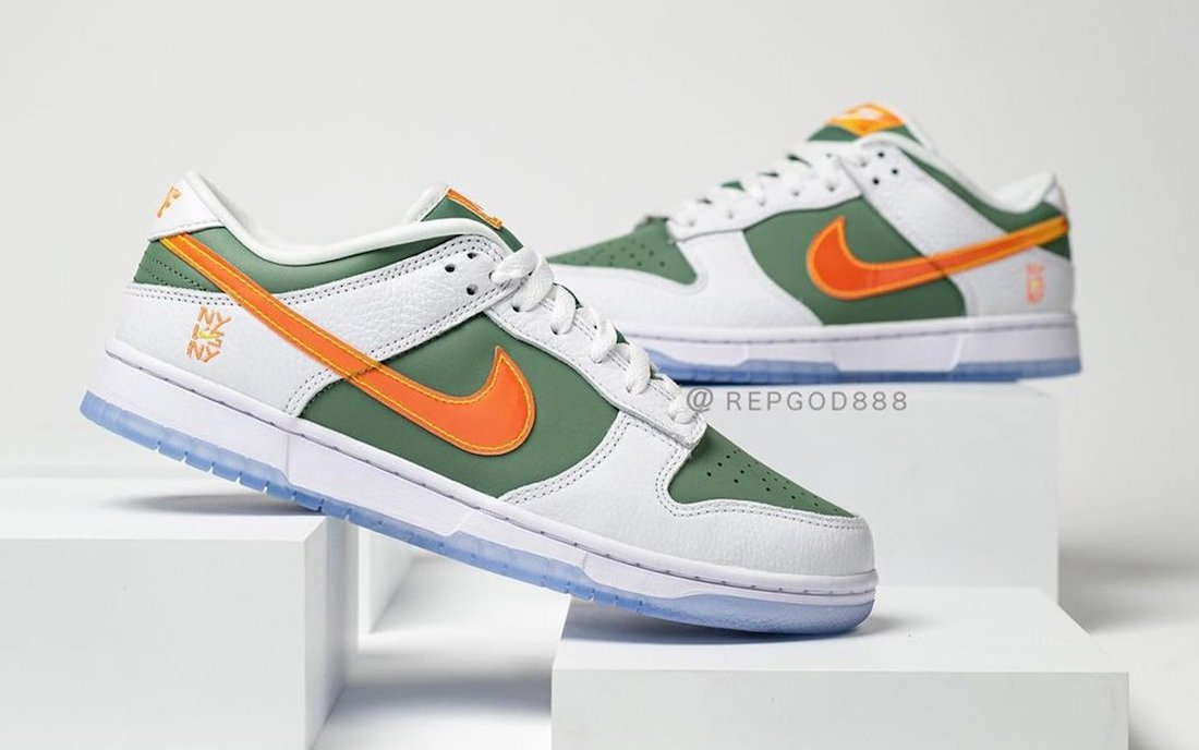Nike Dunk Low 'NY Vs. NY'