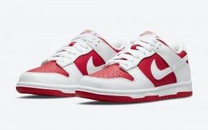 Primeras Imágenes De Las Nike Dunk Low 'University Red'