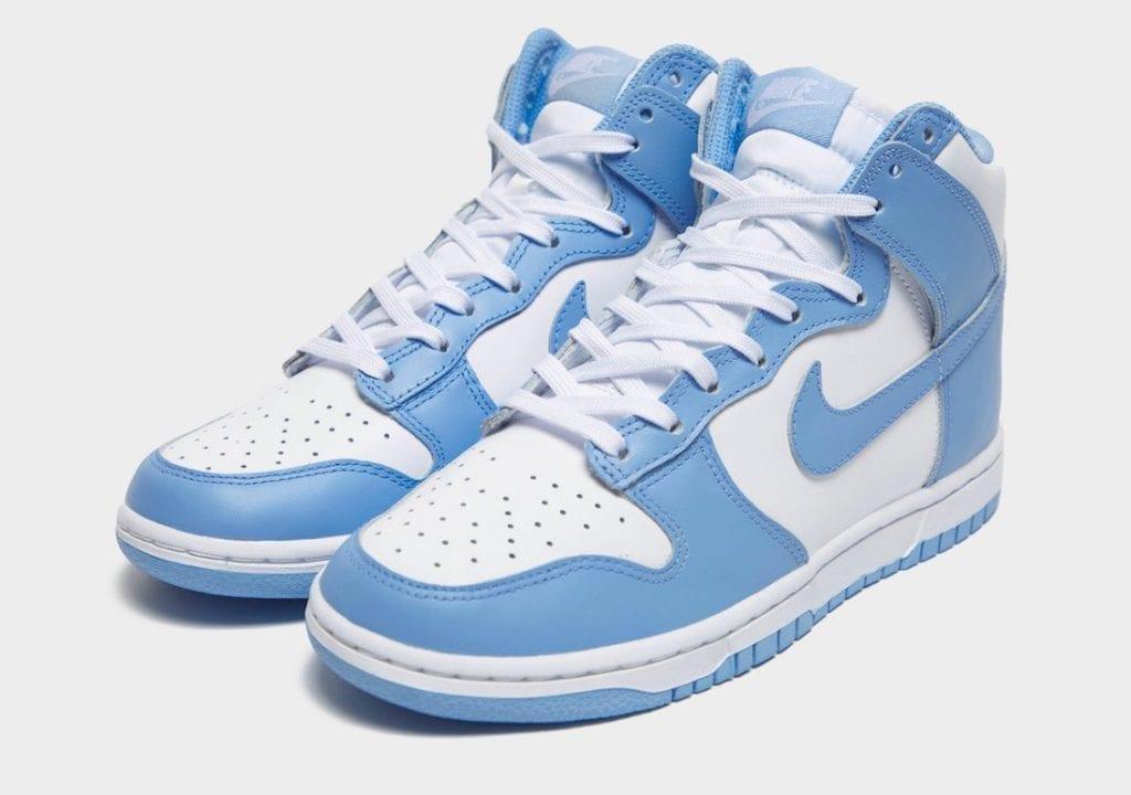 Nike Dunk High 'University Blue'