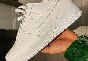 Drake Tendrá Su Versión De Nike Air Force 1 'Certified Lover Boy'