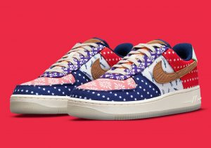 Las Nike Air Force 1 Celebran El Espíritu Japonés De 'Matsuri'