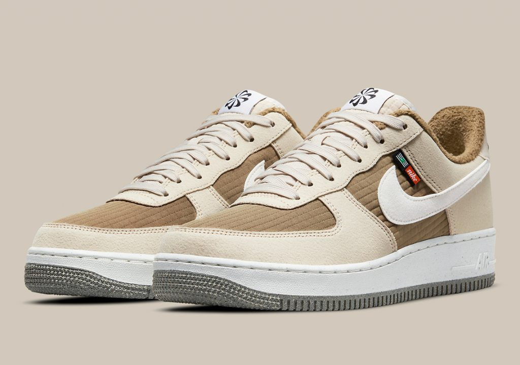 "Nike Air Force 1 ""Toasty"" Ecológica Y Brutal"