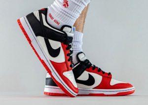 Las NBA X Nike Dunk Low '75th Anniversary' En Versión Chicago