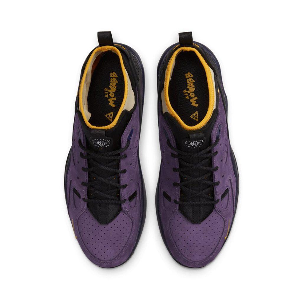 Las Nike ACG Air Mowabb 'Gravity Purple' volverán a las tiendas por su 30 aniversario, Zapas News