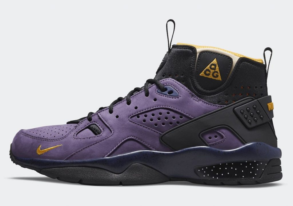 Las Nike ACG Air Mowabb 'Gravity Purple' Volverán A Las Tiendas Por Su 30 Aniversario