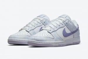 Nike Dunk Low 'Purple Pulse'