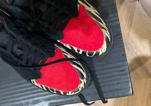 Travis Scott Nos Muestra Las Solefly X Air Jordan 1 Low Carnivore
