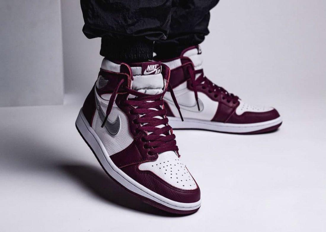 "Air Jordan 1 High OG ""Bordeaux"""