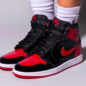 """Air Jordan 1 High OG """"Patent Bred"""""""
