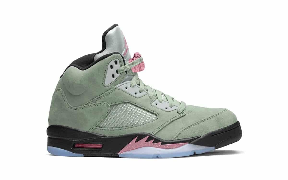 """Air Jordan 5 """"Jade Horizon"""""""