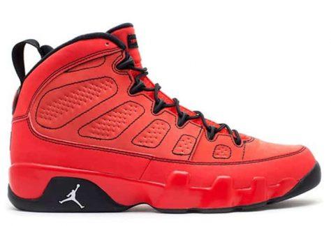 """Air Jordan 9 """"Chile Red"""""""