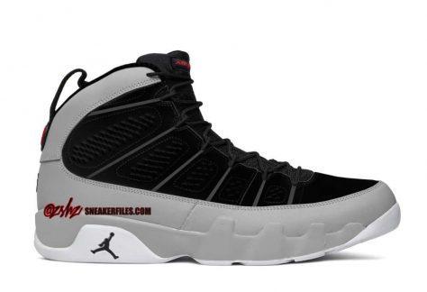 """Air Jordan 9 """"Particle Grey"""""""