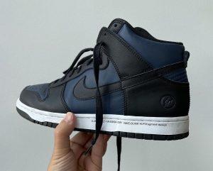 fragment design x Nike Dunk High