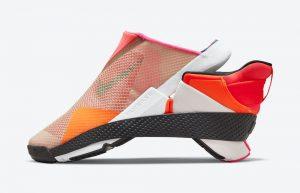 Nuevas Nike Go FlyEase En Negro Y Rojo