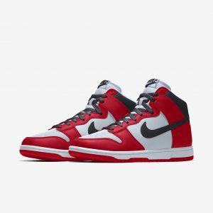 Las Nike Dunk High By You Ya Están Disponibles Para Personalizar