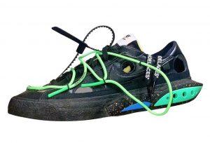 Primeras Imágenes De Las Off-White X Nike Blazer Low
