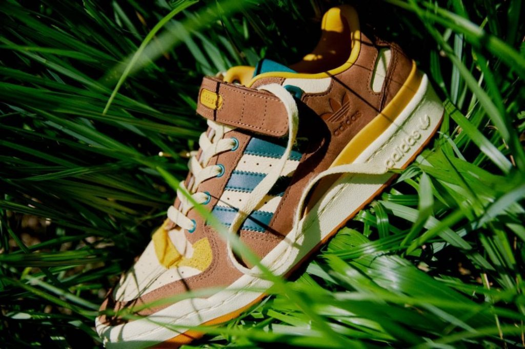 "Atmos X Adidas Forum Low ""Yoyogi Park"""
