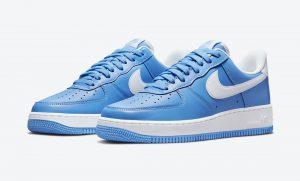 "Nike Air Force 1 Low ""Powder Blue"" O ""UNC"""