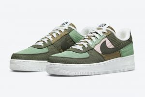 """Nike Air Force 1 Low Toasty """"Oil Green"""""""