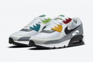 "Nike Air Max 90 ""Peace, Love & Swoosh"""