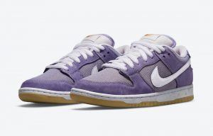 """Nike SB Dunk Low Unbleached Pack """"Lilac"""""""